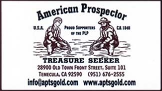 American Prospector Store