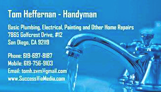 Tom Heffernan Handyman